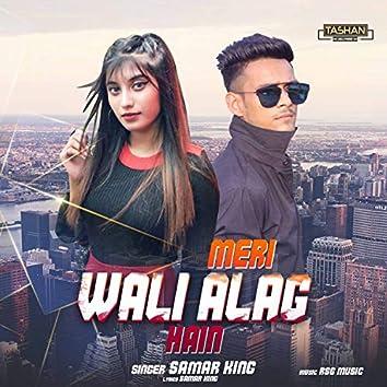 Meri wali alag hain (Hindi Pop Song)