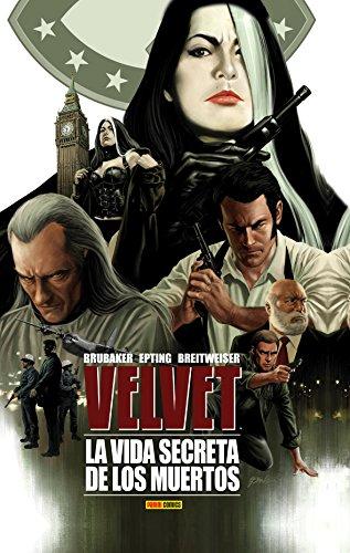 Velvet 2. La Vida Secreta De Los Muertos