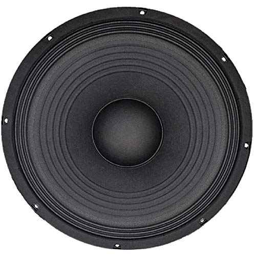 Seven Soundvector SVG15-HE Woofer 15 Pulgadas Altavoz Profesional de Grave Medio-Grave 8 Ohm 400W AES