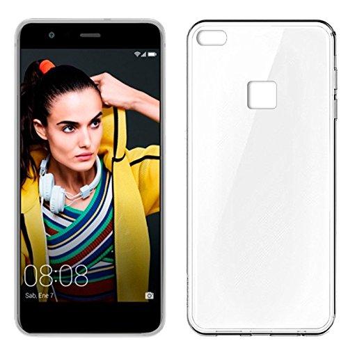 iGlobalmarket Funda Silicona para Huawei P10 Lite (Transparente)
