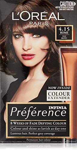 L'Oréal Paris Préférence Permanent Hair Colour - Fade Defying Colour