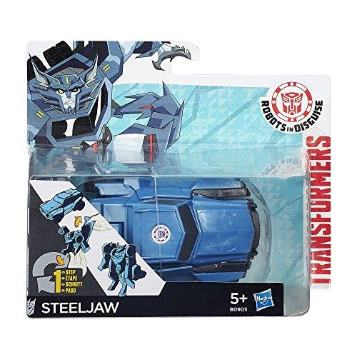 Transformers - B0905es00 - Figurine Cinéma - Rid One Step Changer Steeljaw
