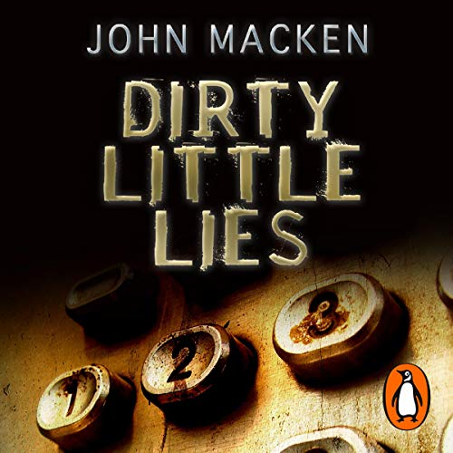 Dirty Little Lies audiobook cover art