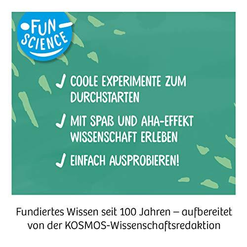 KOSMOS 654160 – Wuselnde Salzkrebse – Experimentierset für Kinder - 7