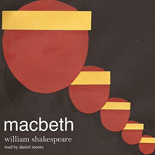 William Shakespeare's Macbeth audiobook cover art