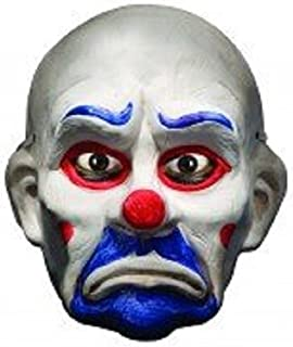 Rubie's Childrens Joker Clown PVC Mask