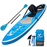 "Freein All Round Stand Up Paddle Board Inflatable SUP 10' Long 31"" Wide"