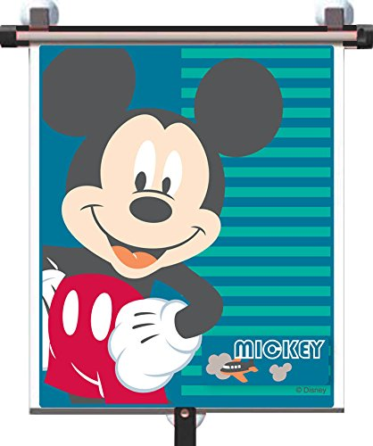Tomy Pare Soleil Déroulable Mickey Bleu