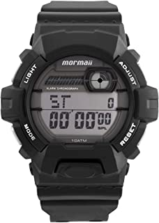 Relógio Mormaii Digital Acqua Wave MOM080908B Preto