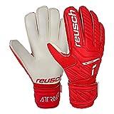 Reusch Attrakt Grip Junior Goalkeeper Gloves, Size 5