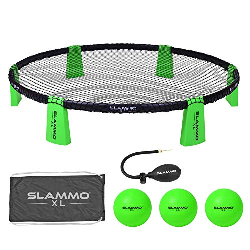 """GoSports Slammo XL Game Set - Huge 48"""" Net 