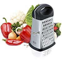 Chohey 4-Sided Stainless Steel Grater