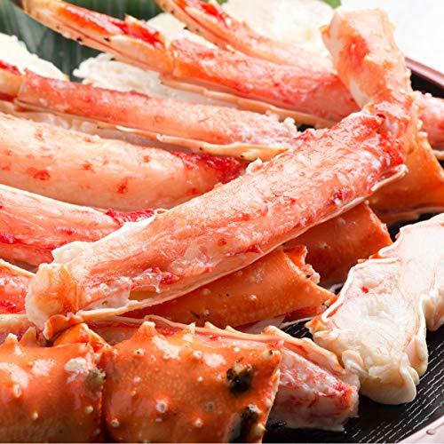 特大 ボイルタラバガニ (たらば蟹 蟹足) シュリンク(6Lサイズ 1.2kg 1肩) 活物専門商社【魚活】