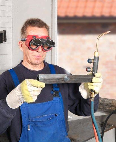 Connex COXT938750 Schweißer-/Schutzbrille Kunststoff - 3
