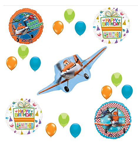 Disney Planes Party Supplies Birthday Balloon Bouquet Decorations