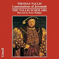 Tallis: Lamentations of Jeremiah (2002-02-12)