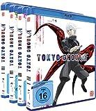 Tokyo Ghoul: Root A - Staffel 2 - Gesamtausgabe - Bundle - Vol. 1-4 [Alemania] [Blu-ray]