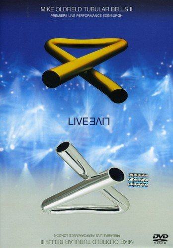 Mike Oldfield: Tubullar Bells II Y III [DVD]