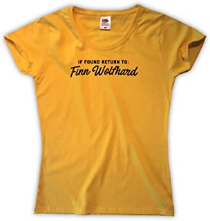 Outsider. Women's If Found Return to Finn Wolfhard T-Shirt