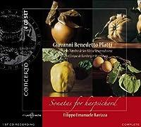 Giovanni Benedetto Platti: Sonatas for Harpsichord