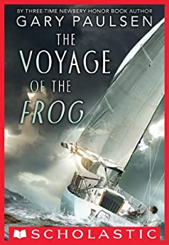 The Voyage of the Frog by [Gary Paulsen]