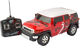 Best toy FJ cruiser car R/C recharger - red ,10-23588