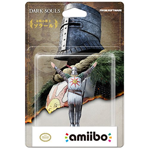 Amiibo - Character Pack Solaire Of Astora Dark Souls Collection [video game]