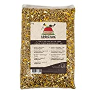 Seedzbox Ultimate Deluxe Wild Duck, Goose and Swan Food, Seed and Nutri Pellet Feed Mix, Natural Tre...