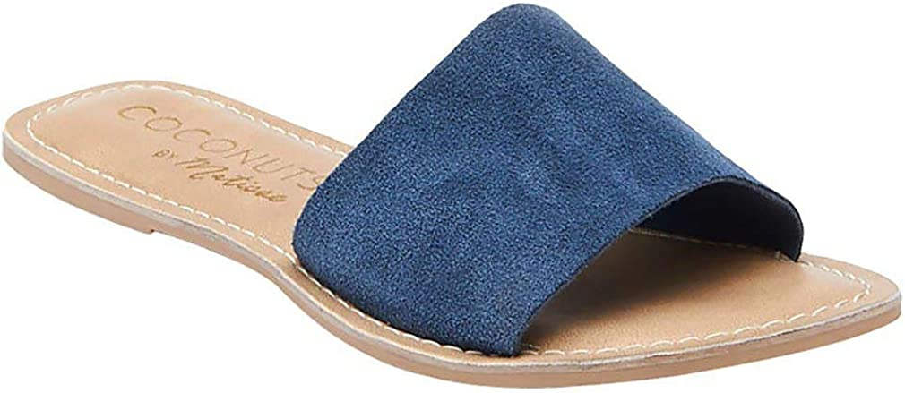 Milwaukee Mall Coconuts by quality assurance Matisse Slide Women's Sandal