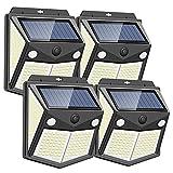 200 LEDs Solar Lights Outdoor Garden, IP65...