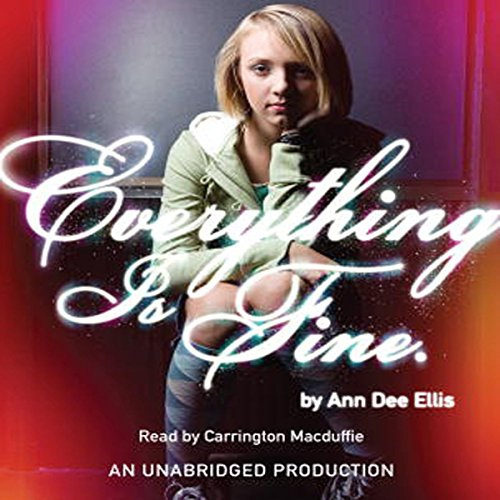 Everything Is Fine audiobook cover art