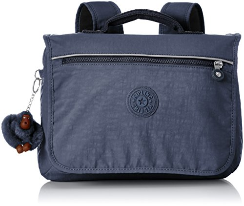 Kipling NEW SCHOOL Sac à dos enfants, 32 cm, 6 liters, Bleu (True Jeans)