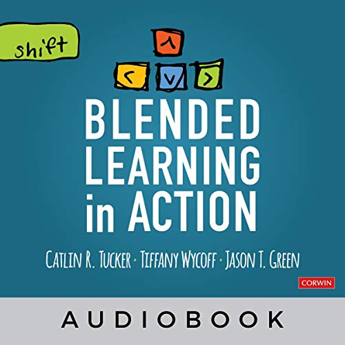 Blended Learning in Action cover art