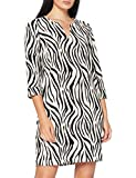 Garcia P00285 Robe, Multicolore (Sand Shell 8832), X-Large Femme