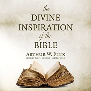 The Divine Inspiration of the Bible audiobook cover art