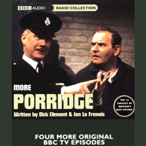 More Porridge cover art