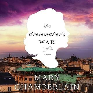 The Dressmaker's War audiobook cover art