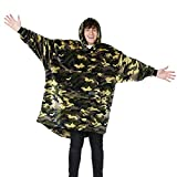 THE COMFY Dream   Oversized Light Microfiber Wearable Blanket, One Size Fits All, Shark Tank…