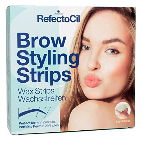 RefectoCil Brow Styling Strips - Pro Box 60 Stück