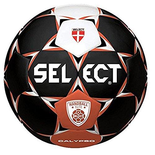 Select Calypso Elite Handball Wettspielball schwarz