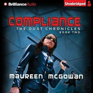 Compliance audiobook cover art