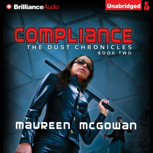 Compliance audiobook cover art