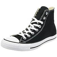 Converse All Star Hi Canvas Zapatillas Negras-UK 3.5
