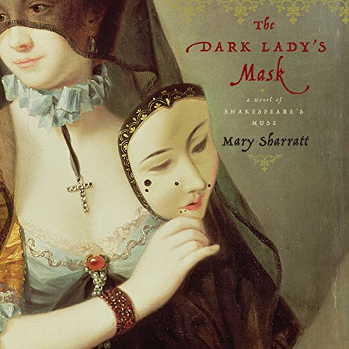The Dark Lady's Mask audiobook cover art