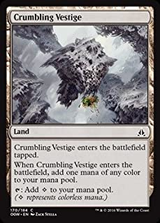 Magic: the Gathering - Crumbling Vestige (170/184) - Oath of the Gatewatch