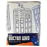 Doctor Who 33 2  x 25 2  x 3 6  cm Einzelbettgrö�