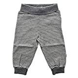 Fixoni Infinity, Unisex Baby Hose, 100% Baumwolle, Cremewei, Gr. 92, Pants Off White 32537 00-31