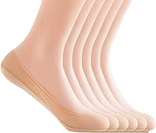 No Show Women Socks Ultra Low Cut Pack of 6