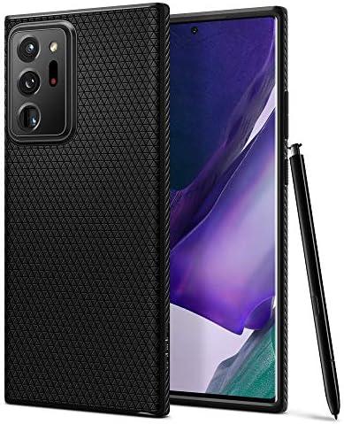 Spigen Liquid Air Armor Designed for Samsung Galaxy Note 20 Ultra 5G Case 2020 Matte Black product image
