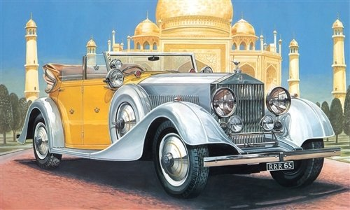 Italeri 510003703 - 1:24 Rolls Royce Phantom II